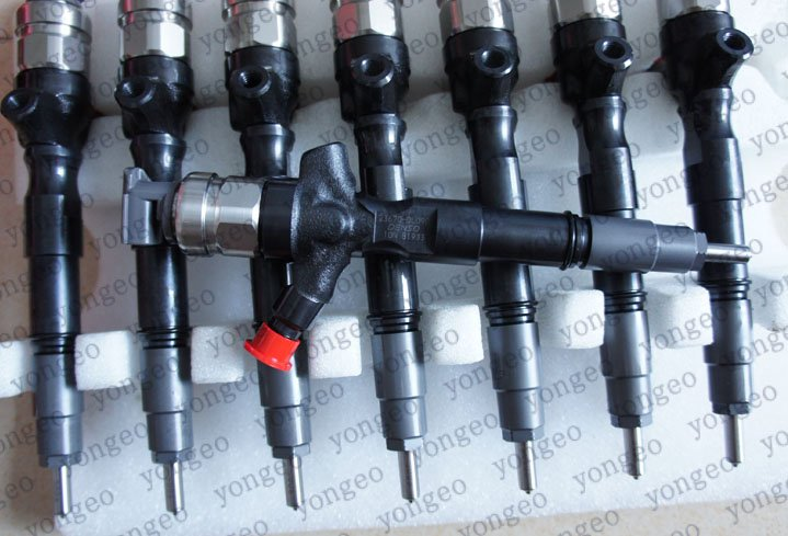 How to enjoy the benefits of Diesel injector OEM replacement