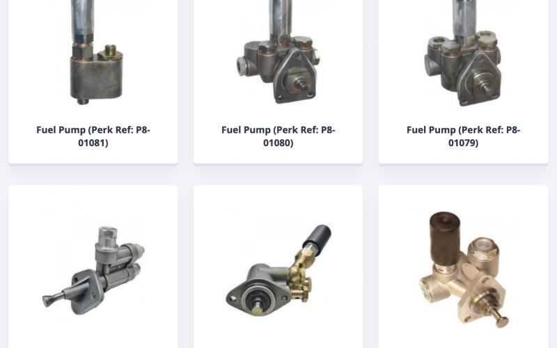 Diesel Engine Spare Parts - Injection, Fuel Pump, Nozzles