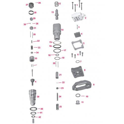 diesel spare A1-23783