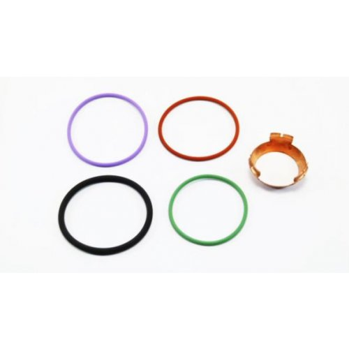 CUMMINS ISX/QSX INJECTOR SEAL OVERHAUL KIT, NEW 1441237 euro diesel