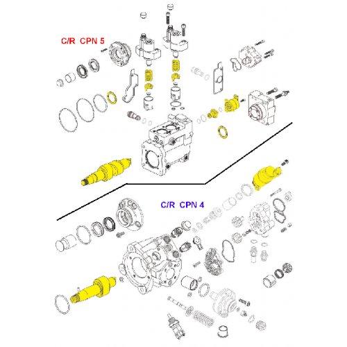 Repair Kit Pump CR- CP4   euro diesel