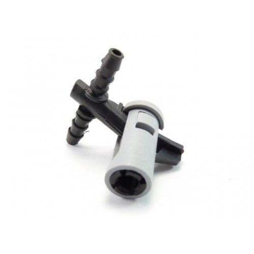 Bosch Piezo Injector Waste Return 2 Ways  euro diesel