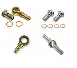 Bolts - Banjo - Valves - Fittings
