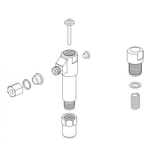 Complete Injector Body 0431203042 euro diesel