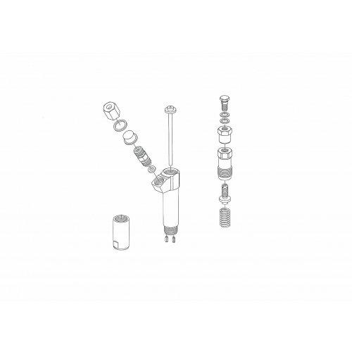 Complete Injector Body 0431202150 euro diesel