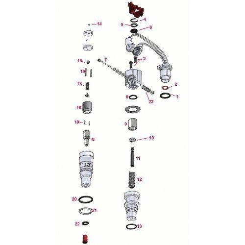 diesel spare A4-15313