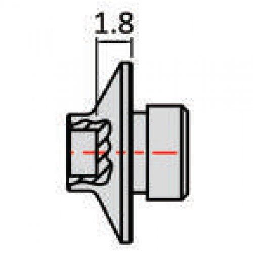 Pressure Pins 2433124306 - 2433124352 euro diesel