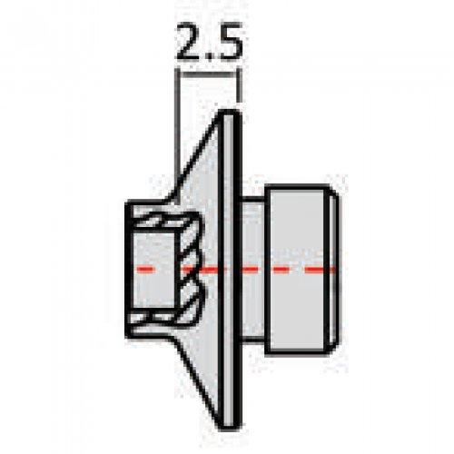 Pressure Pins 2433124007 - 2433124379 euro diesel