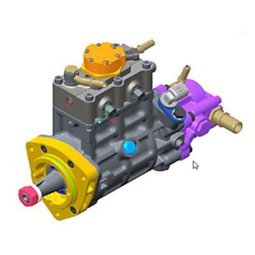 R/K Injection Pump CAT C.6.6  euro diesel