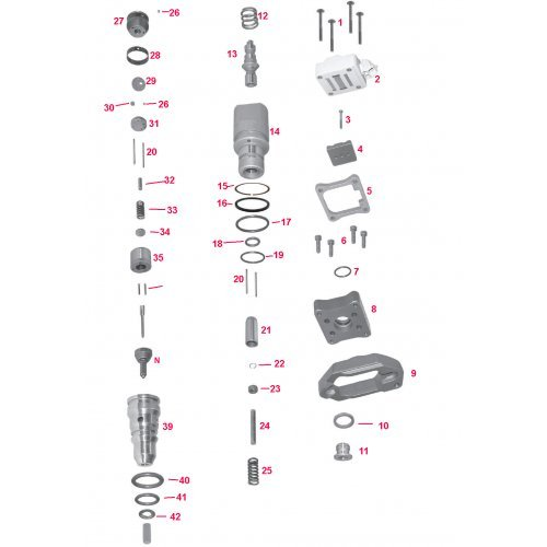 diesel spare A1-23785
