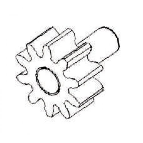 Spindle With Gear 2443105032 euro diesel