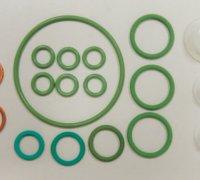 Repair Kit C/R Pump Cp3  A1-23253 F00N201978