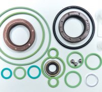 Repair Kit C/R Pump Cp3  A1-23698 Pump 0445010121