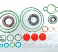 Repair Kit C/R Pump Cp3  A1-23700