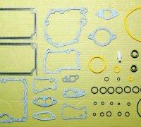 Caterpillar Gasket Kits A1-09098 Caterpillar 6N3723