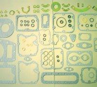 Caterpillar Gasket Kits A1-09135 Caterpillar 5P8961