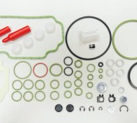 Gasket Kit DP200 A1-09183 7135-277K