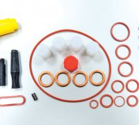 Delphi C/R Pump Repair Kits A1-09108 7135-479A