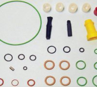 Delphi C/R Pump Repair Kits A1-09169 7135-539