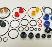 Denso C/R Pump Repair Kit A0-15244 294009-0110
