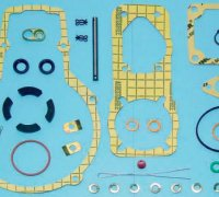 Governor Gasket Kits A0-15068/1 7135-427