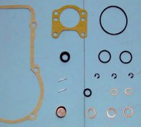 Governor Gasket Kits A0-15077 190890-0160