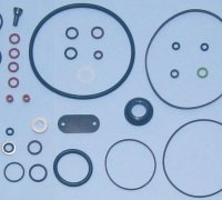 Minimec - Simms Gasket kits A1-09061 Simms 506805