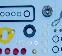 Minimec - Simms Gasket kits A1-09065 Simms 506803