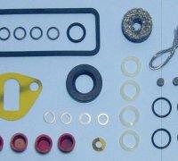 Minimec - Simms Gasket kits A1-09066 Simms 506808