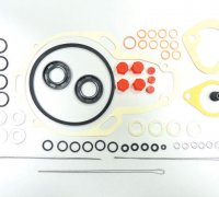 Minimec - Simms Gasket kits A1-09109 Simms 506800