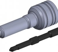 Nozzle for Injector CAT C6.6 - 320D  PRKCAT500B
