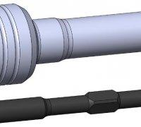 Nozzle for Injector CAT C6.6 - 320D  PRKCAT500L