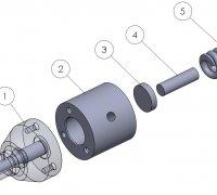 Nozzle Kit CAT 3412E - 3408 - 3408E - 651E PRK00900A