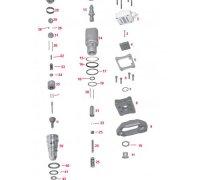 Piston Valve Body Injector Ford Powerstroke 7.3 A1-23788