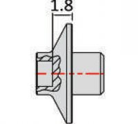 Pressure Pins P2-05012 2433124376