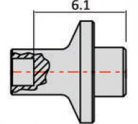 Pressure Pins P2-05013 2433124016 - 2433124035