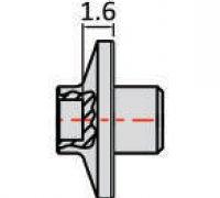 Pressure Pins P2-05014 2433124288 - 2433124446