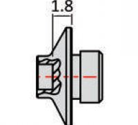 Pressure Pins P2-05016 2433124306 - 2433124352