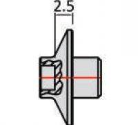 Pressure Pins P2-05019 2433124037 - 2433124380