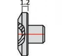 Pressure Pins P2-05021 2433120108 - 2433120128