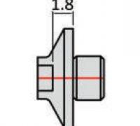 Pressure Pins P2-05025 2433124346