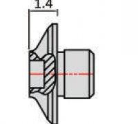 Pressure Pins P2-05043 2433124161 - 2433124372