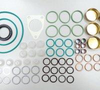 Pump A - P - MW -PES  Gasket kits A0-15015 2417010010