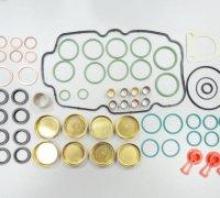 Pump A - P - MW -PES  Gasket kits A0-15123 2417010048