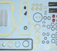 Pump A - P - MW -PES  Gasket kits A0-15157
