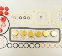 Pump A - P - MW -PES  Gasket kits A0-15231 F002A10614