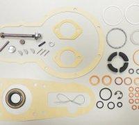 Pump A - P - MW -PES  Gasket kits A0-15250