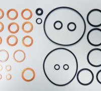Pump VE - VA Gasket Kits A0-15041 1467010016
