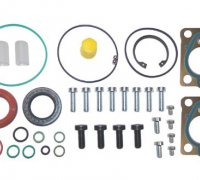 Repair Kit Delphi DFP3 Pump A1-09197 7135-553