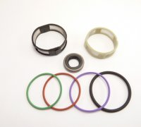 CUMMINS ISX/QSX INJECTOR SEAL OVERHAUL KIT, NEW  A1-23968C 5025063